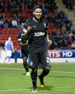 <b>St Johnstone 0-3 Rangers</b><br>Selection of 78 items