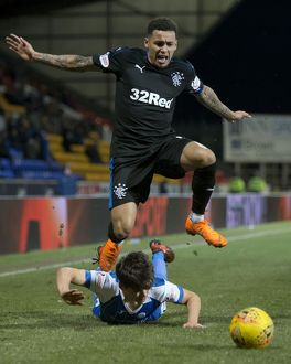 <b>St Johnstone 1-4 Rangers</b><br>Selection of 78 items